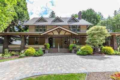Spokane Single Family Home For Sale: 2025 S Rockwood Blvd