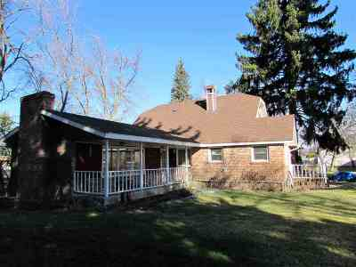 Newman Lk Single Family Home Ctg-Sale Buyers Hm: 5405 N Powell Rd