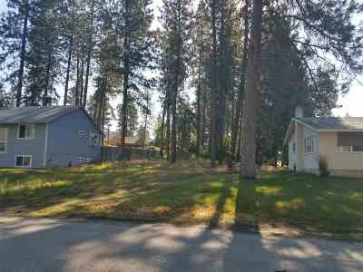Spokane Valley Residential Lots & Land For Sale: 11xx S Woodruff Rd