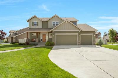 Spokane, Spokane Valley Single Family Home For Sale: 814 W Pheasant Bluff Ct