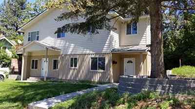 Spokane Single Family Home For Sale: 1717 S Cedar St