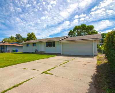 Single Family Home Ctg-Inspection: 1820 N Balfour Rd