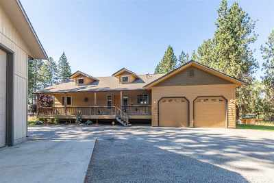 Spokane Single Family Home For Sale: 2925 S Glenrose Rd