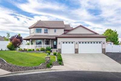 Single Family Home For Sale: 17709 E Windsor Ct
