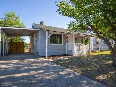 Single Family Home Ctg-Inspection: 2439 W Francis Ave