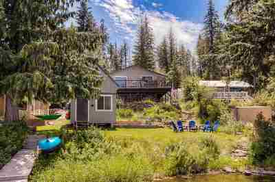 Rathdrum/Id Single Family Home For Sale: 7511 W Channel Ln