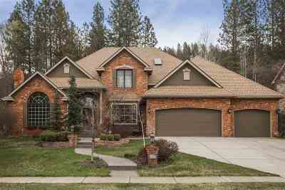 Spokane, Spokane Valley Single Family Home For Sale: 6509 S Westchester Rd