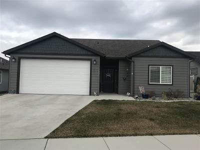 Spokane County Single Family Home For Sale: 619 E Canterbury