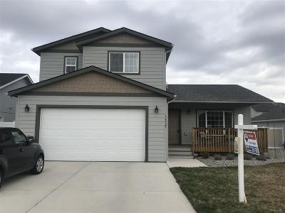 Spokane County Single Family Home For Sale: 732 E Canterbury Ln