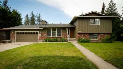 Nine Mile Falls WA Single Family Home For Sale: $260,000