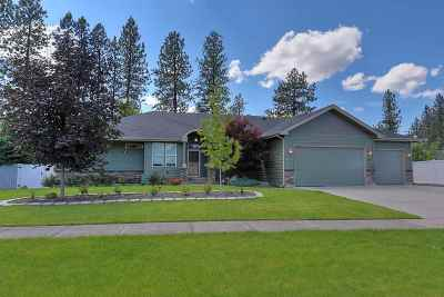 Spokane, Spokane Valley Single Family Home For Sale: 10515 N Russett Dr
