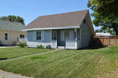 Single Family Home For Sale: 4609 N Madison St