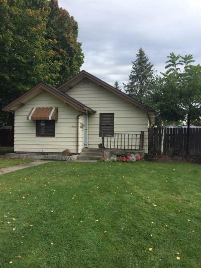 Single Family Home For Sale: 5112 N Adams St