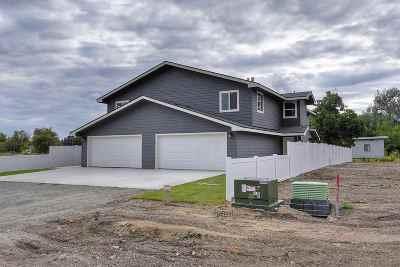 Spokane County Single Family Home For Sale: 18114 E Boone Ave