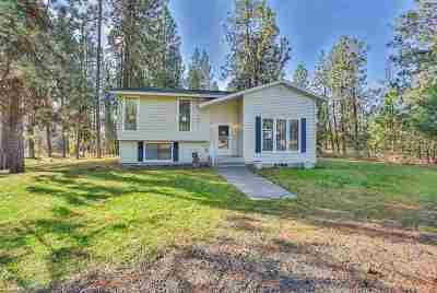 Nine Mile Falls WA Single Family Home Ctg-Inspection: $250,000