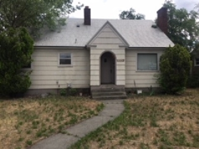 Spokane Single Family Home Ctg-Inspection: 2503 W Cleveland Ave