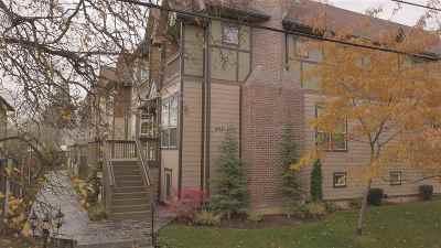 Spokane Condo/Townhouse For Sale: 420 S Hemlock St #420