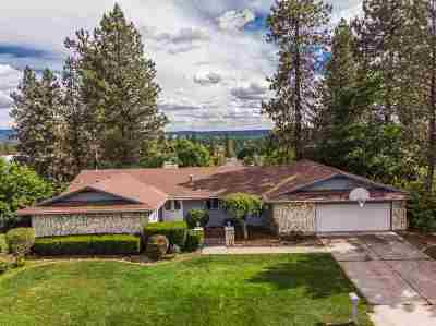 Spokane Single Family Home For Sale: 2131 W Weile Ave #7024 N B