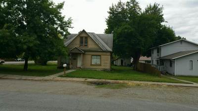 Single Family Home For Sale: 458 E 1st Ave