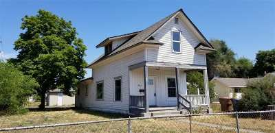 Spokane Single Family Home Bom: 2103 E Glass Ave