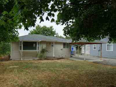Spokane Valley Single Family Home Bom: 10805 E 9th Ave