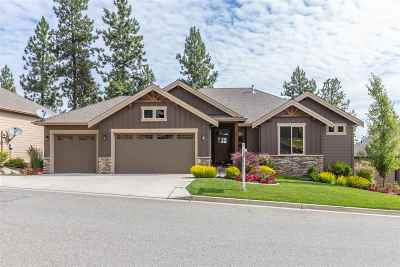 Spokane Valley Single Family Home Ctg-Sale Buyers Hm: 13225 E Copper River Ln
