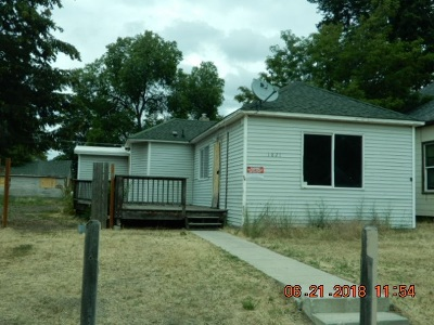 Single Family Home For Sale: 1821 E 5th Ave