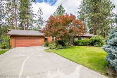 Spokane Valley Single Family Home Bom: 3420 S Ridgeview Dr