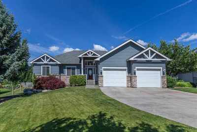 Spokane Valley Single Family Home For Sale: 2224 S Steen Rd
