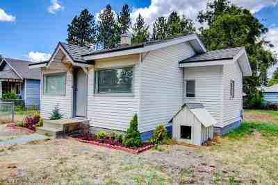 Spokane Single Family Home For Sale: 717 E Princeton Ave