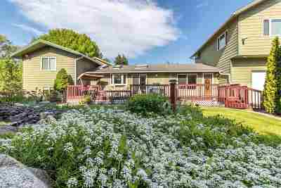 Spokane, Spokane Valley Single Family Home For Sale: 4121 N Glenn Rd