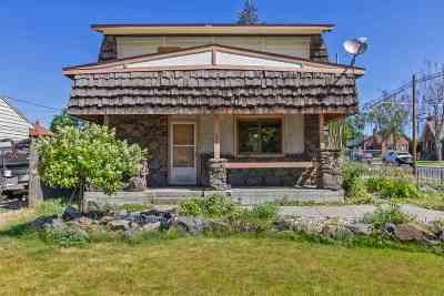 Spokane County Single Family Home Ctg-Inspection: 227 E Bridgeport Ave