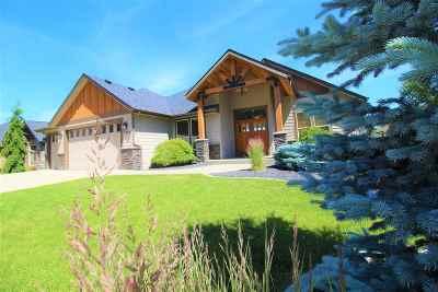 Spokane County Single Family Home For Sale: 5205 S Jordan Ln
