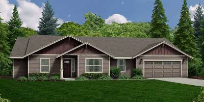 Nine Mile Falls WA Single Family Home For Sale: $389,550