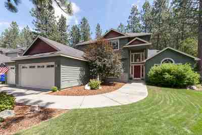 Nine Mile Falls WA Single Family Home For Sale: $379,900