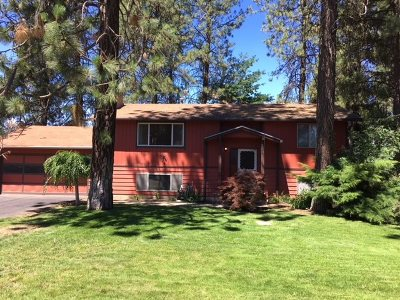 Medical Lk WA Single Family Home For Sale: $255,000