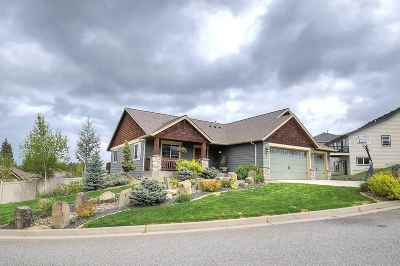 Spokane WA Single Family Home Ctg-Inspection: $475,000