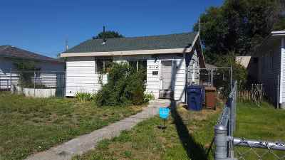 Spokane Single Family Home Ctg-Inspection: 4812 N Crestline St