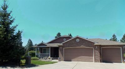 Veradale Single Family Home Chg Price: 5122 S Fairfax Ln
