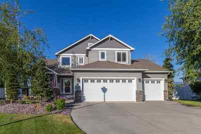 Spokane, Spokane Valley Single Family Home Chg Price: 13021 E 37th Ct