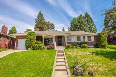 Single Family Home Ctg-Inspection: 5304 N Greenwood Blvd