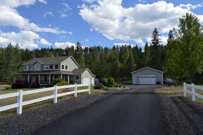 Spokane Single Family Home For Sale: 5715 W Brierwood Ln