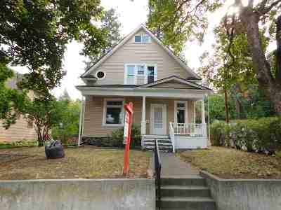 Single Family Home For Sale: 711 S Adams Ave