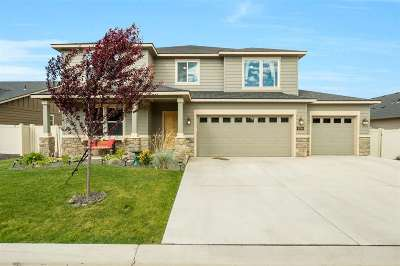Spokane Single Family Home New: 4706 S Lapwai Ln