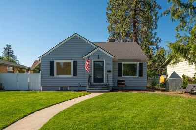 Single Family Home For Sale: 3511 W Hoffman Ave
