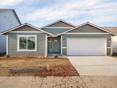 Spokane County Single Family Home New: 1609 N Arties Rd