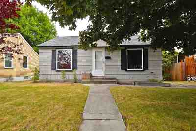 Single Family Home For Sale: 2308 W Queen Ave