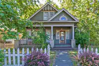 Spokane Single Family Home New: 1629 W Cleveland Ave