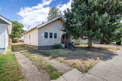 Spokane Single Family Home For Sale: 22 W Knox Ave