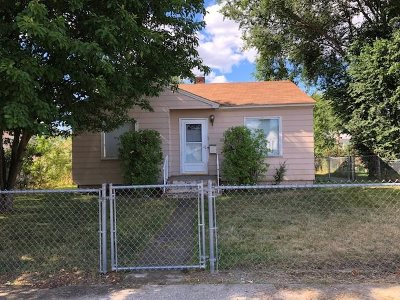 Spokane Single Family Home Ctg-Inspection: 1307 E Hoffman Ave